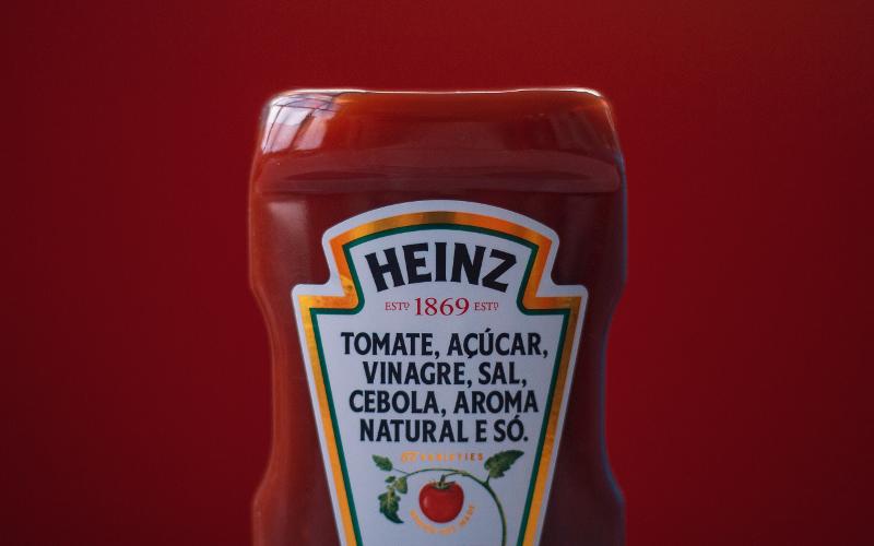 Ketchup geht immer!