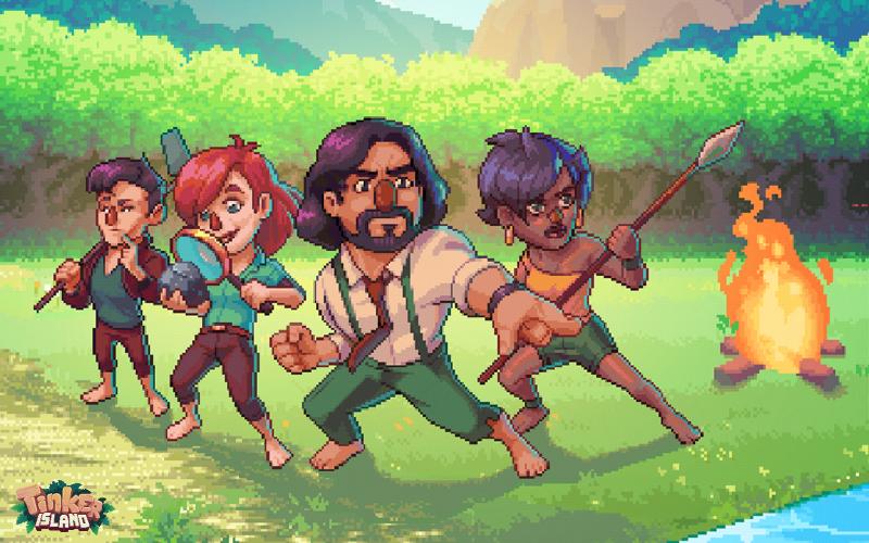 Tinker Island - Game